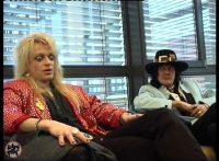 Hanoi Rocks - Interview